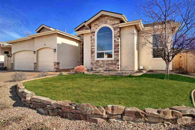 448 Athens Way, Grand Junction, CO 81507 (MLS #20180429) :: The Christi Reece Group