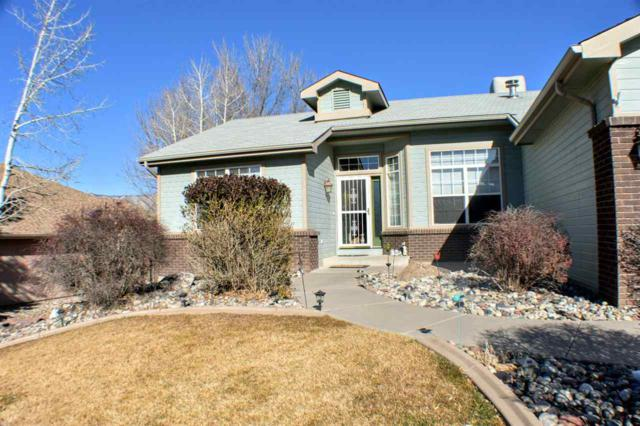 55 Lodgepole Circle, Battlement Mesa, CO 81635 (MLS #20180430) :: The Grand Junction Group