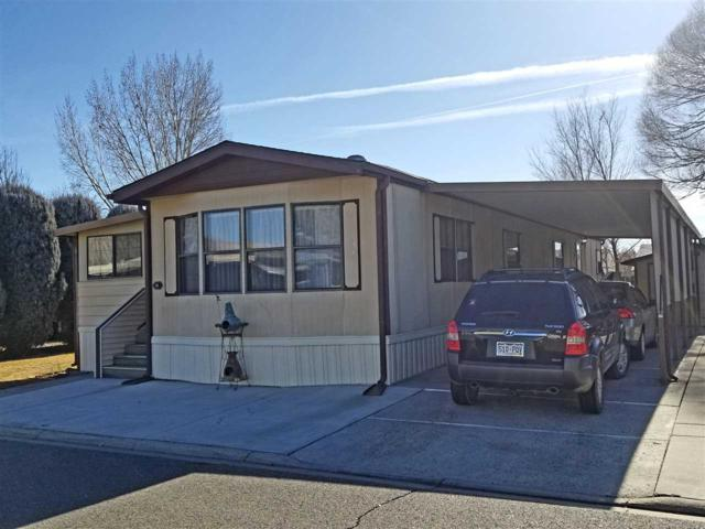 3195 F Road #12, Grand Junction, CO 81504 (MLS #20180434) :: The Grand Junction Group
