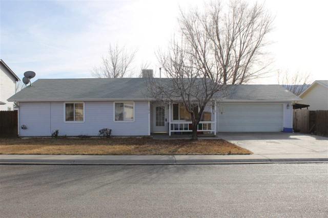1072 E Kiefer Avenue, Fruita, CO 81521 (MLS #20180438) :: The Grand Junction Group