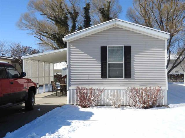 3251 E Road #23, Clifton, CO 81520 (MLS #20180451) :: CapRock Real Estate, LLC