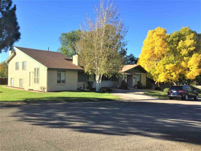 2669 Paradise Drive, Grand Junction, CO 81506 (MLS #20180545) :: The Christi Reece Group