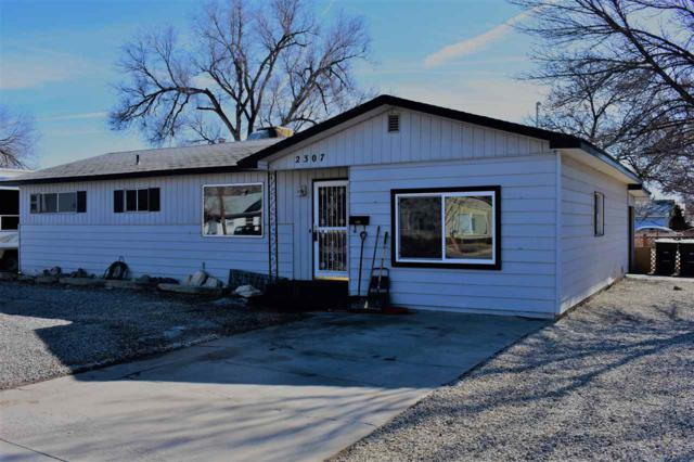 2307 Orchard Avenue, Grand Junction, CO 81501 (MLS #20180645) :: The Christi Reece Group