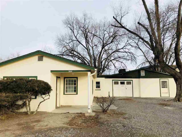 504 Morning Glory Lane, Grand Junction, CO 81504 (MLS #20180744) :: CapRock Real Estate, LLC