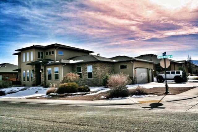 2659 Eagle Ridge Drive, Grand Junction, CO 81503 (MLS #20180852) :: The Christi Reece Group