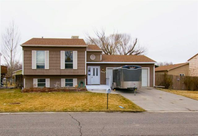 253 1/2 W Danbury Court, Grand Junction, CO 81503 (MLS #20180985) :: The Christi Reece Group