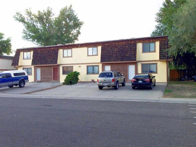 105 Peter Drive 1-4, Fruita, CO 81521 (MLS #20180990) :: The Christi Reece Group