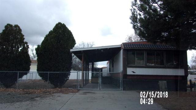529 Sunrise Drive, Grand Junction, CO 81504 (MLS #20181001) :: CapRock Real Estate, LLC