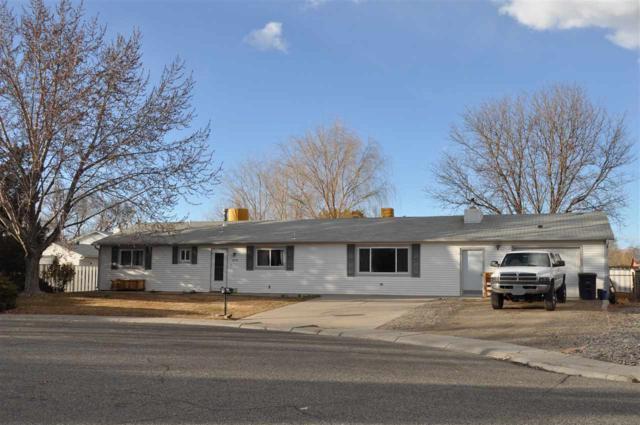3038 Hill Avenue, Grand Junction, CO 81504 (MLS #20181008) :: CapRock Real Estate, LLC