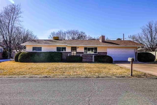 707 Bunker Drive, Grand Junction, CO 81506 (MLS #20181079) :: The Christi Reece Group
