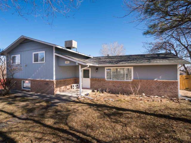 2062 Ferree Drive, Grand Junction, CO 81507 (MLS #20181145) :: The Christi Reece Group