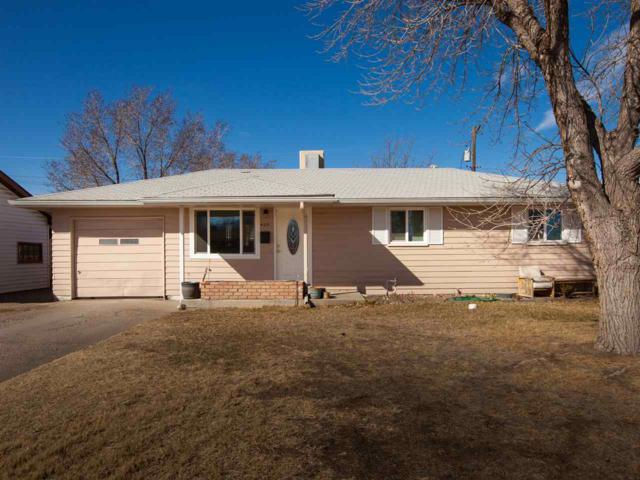 425 N 24th Street, Grand Junction, CO 81501 (MLS #20181159) :: The Christi Reece Group