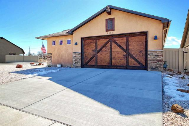 2495 Tiptop Avenue, Grand Junction, CO 81505 (MLS #20181184) :: The Grand Junction Group