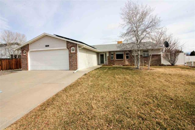 604 Mesa Valley Drive, Grand Junction, CO 81504 (MLS #20181203) :: The Christi Reece Group