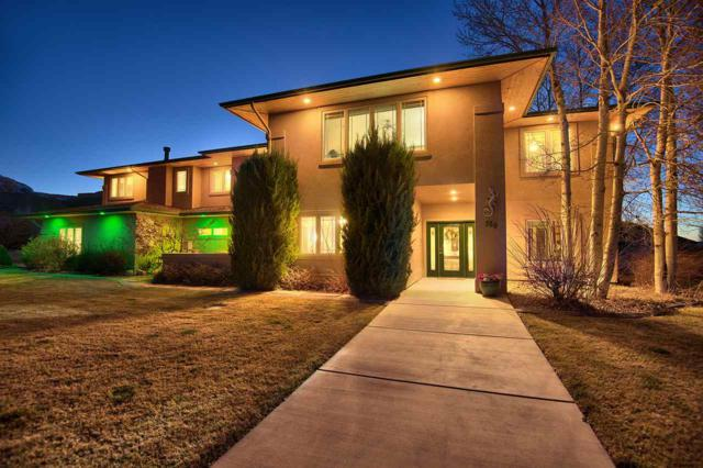 389 Talus Lane, Grand Junction, CO 81507 (MLS #20181341) :: CapRock Real Estate, LLC