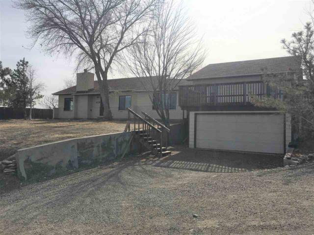 515 Reed Mesa Drive, Grand Junction, CO 81507 (MLS #20181352) :: CapRock Real Estate, LLC