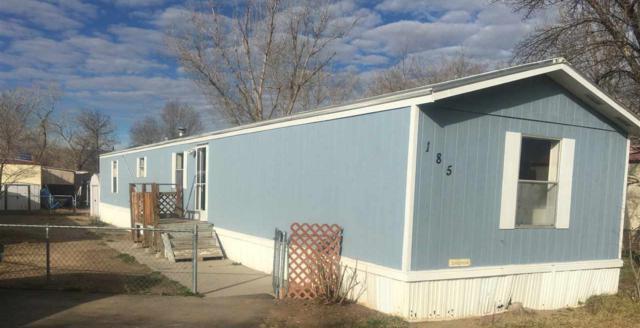 585 25 1/2 Road #185, Grand Junction, CO 81505 (MLS #20181377) :: CapRock Real Estate, LLC