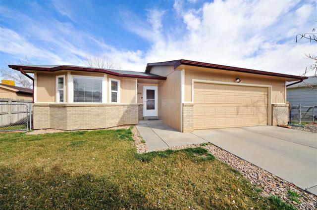 256 Nashua Court, Grand Junction, CO 81503 (MLS #20181379) :: CapRock Real Estate, LLC