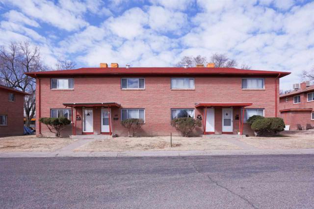 651 N 19th Street, Grand Junction, CO 81501 (MLS #20181385) :: The Christi Reece Group