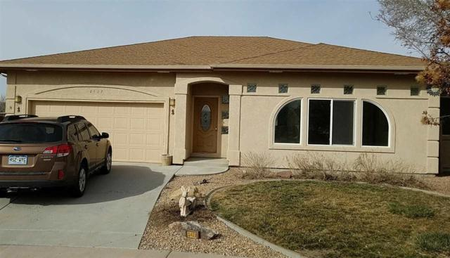 2427 Spanish Hills Court, Grand Junction, CO 81505 (MLS #20181392) :: CapRock Real Estate, LLC
