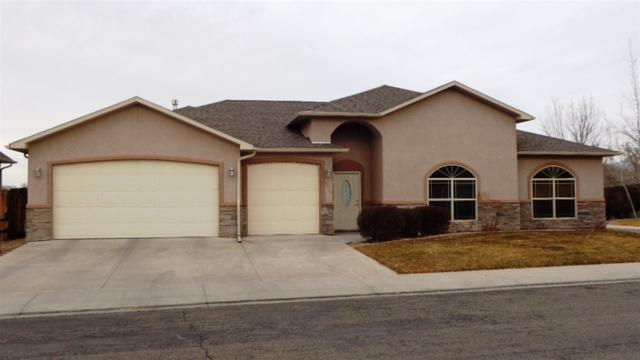 2520 Van Buren Avenue, Grand Junction, CO 81505 (MLS #20181397) :: CapRock Real Estate, LLC
