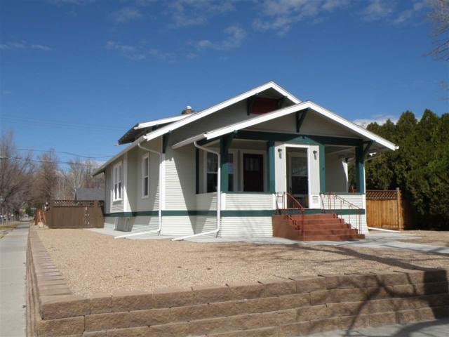 1204 Ouray Avenue, Grand Junction, CO 81501 (MLS #20181416) :: Keller Williams CO West / Mountain Coast Group