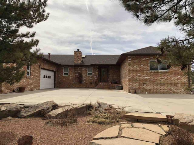 2737 Sierra Vista Road, Grand Junction, CO 81503 (MLS #20181423) :: CapRock Real Estate, LLC