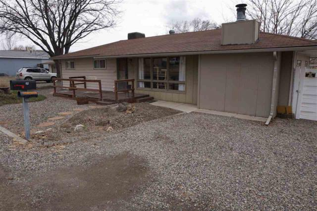 127 Whitehead Drive, Grand Junction, CO 81503 (MLS #20181427) :: CapRock Real Estate, LLC