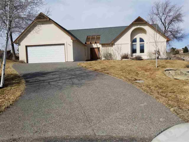 2386 W Plateau Court, Grand Junction, CO 81507 (MLS #20181439) :: CapRock Real Estate, LLC