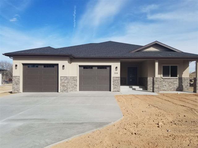 518 22 1/4 Road, Grand Junction, CO 81507 (MLS #20181450) :: CapRock Real Estate, LLC
