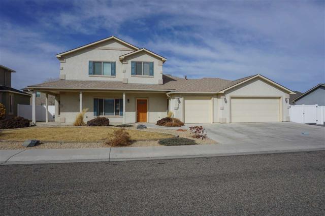 195 Winter Hawk Drive, Grand Junction, CO 81503 (MLS #20181457) :: CapRock Real Estate, LLC