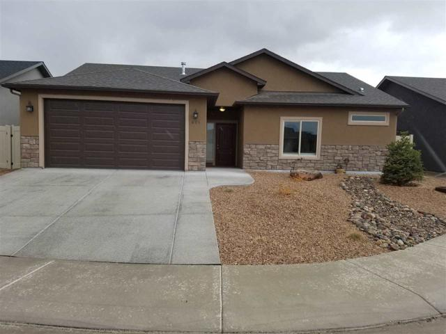 431 Donogal Drive, Grand Junction, CO 81504 (MLS #20181489) :: The Grand Junction Group