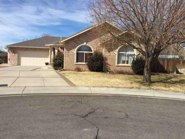 685 Moonridge Court, Grand Junction, CO 81505 (MLS #20181504) :: The Christi Reece Group