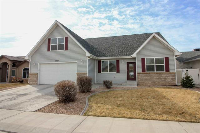 2927 Sylvia Lane, Grand Junction, CO 81504 (MLS #20181529) :: Keller Williams CO West / Mountain Coast Group