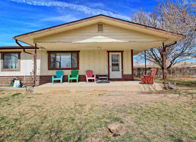 402 Alamo Street, Grand Junction, CO 81504 (MLS #20181579) :: The Grand Junction Group