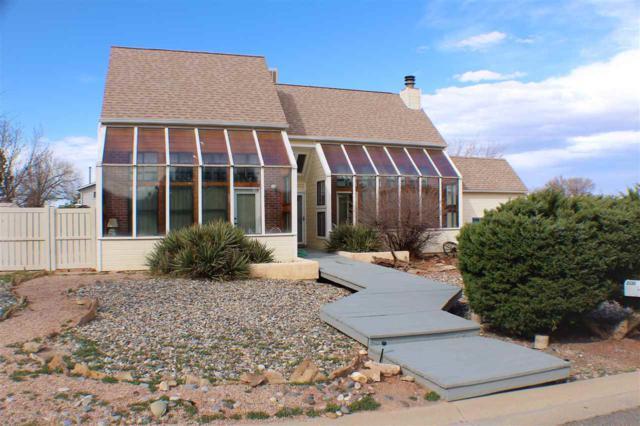 2730 Sierra Vista Road, Grand Junction, CO 81503 (MLS #20181618) :: CapRock Real Estate, LLC