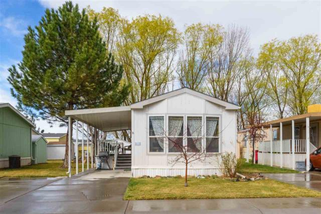 435 32 Road #705, Grand Junction, CO 81504 (MLS #20181651) :: The Grand Junction Group