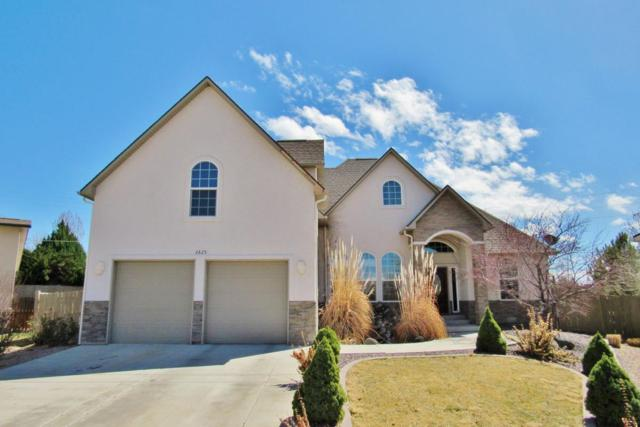 2625 Wisteria Court, Grand Junction, CO 81506 (MLS #20181662) :: The Christi Reece Group