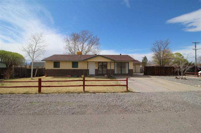 499 31 1/4 Road, Grand Junction, CO 81504 (MLS #20181676) :: The Christi Reece Group