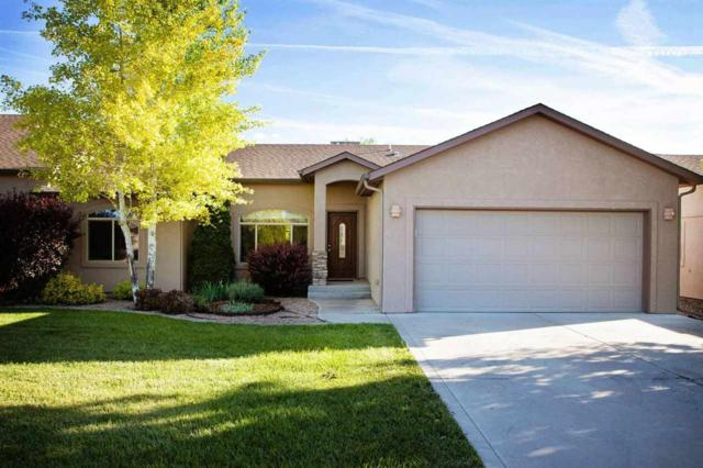 2353 Western View Road A And B, Grand Junction, CO 81507 (MLS #20181719) :: The Christi Reece Group
