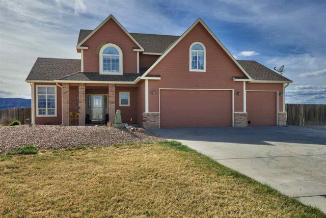 767 Foxfire Court, Grand Junction, CO 81505 (MLS #20181770) :: The Christi Reece Group