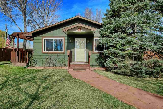 185 Brentwood Drive, Grand Junction, CO 81503 (MLS #20181798) :: The Christi Reece Group