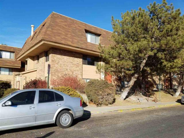 1140 Walnut Avenue #17, Grand Junction, CO 81501 (MLS #20181805) :: The Christi Reece Group