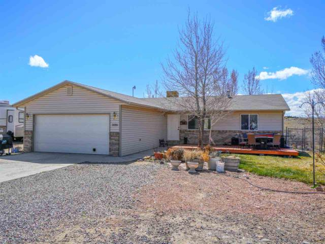 3495 Upland Road, Palisade, CO 81526 (MLS #20181816) :: The Grand Junction Group