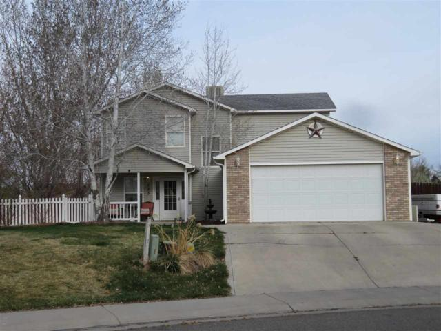 533 N Mountain Oak Court, Clifton, CO 81520 (MLS #20181856) :: The Christi Reece Group