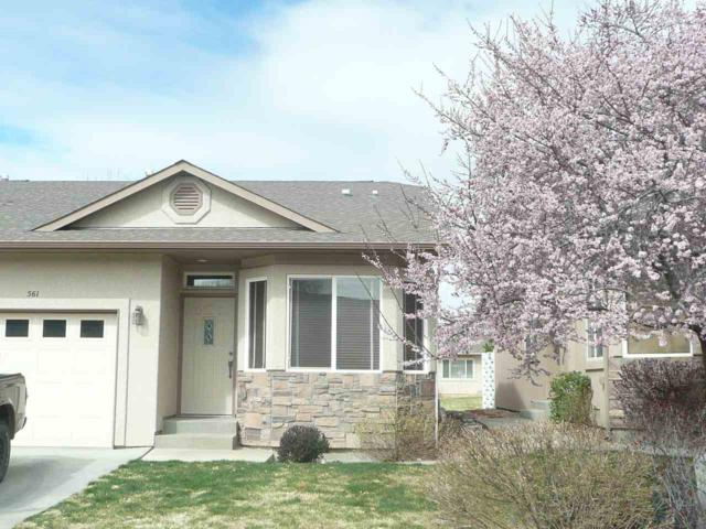 561 Garden Cress Court, Grand Junction, CO 81501 (MLS #20181898) :: The Christi Reece Group