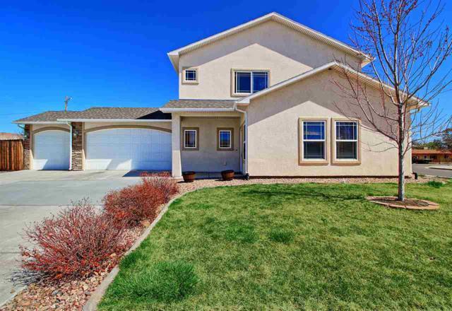 658 Huntington Road, Grand Junction, CO 81504 (MLS #20181926) :: The Christi Reece Group