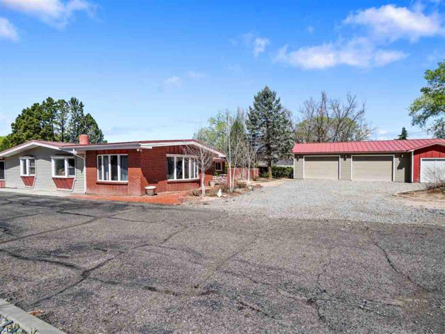 623 26 Road, Grand Junction, CO 81506 (MLS #20181942) :: The Christi Reece Group