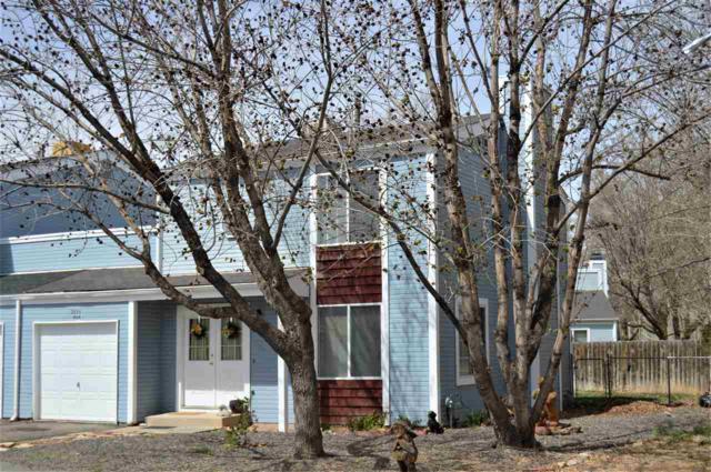 2825 Quincy Lane #8, Grand Junction, CO 81503 (MLS #20181956) :: CapRock Real Estate, LLC