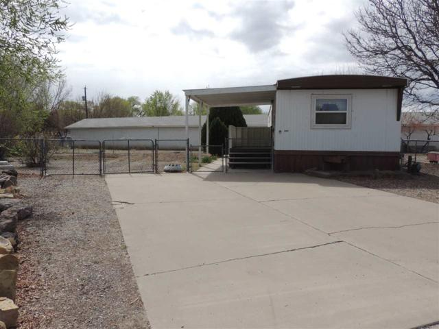 2985 Kennedy Avenue, Grand Junction, CO 81504 (MLS #20181981) :: The Christi Reece Group